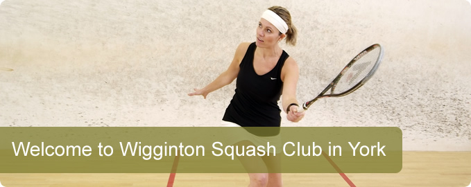 Wigginton Squash Club York
